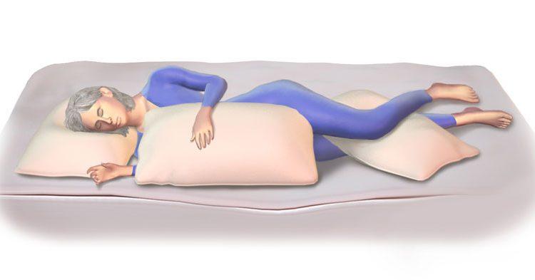 Dormire Con Cuscino Tra Le Gambe.Mal Di Schiena Come Dormire Dr Emanuele Sbacchi Terapia Del