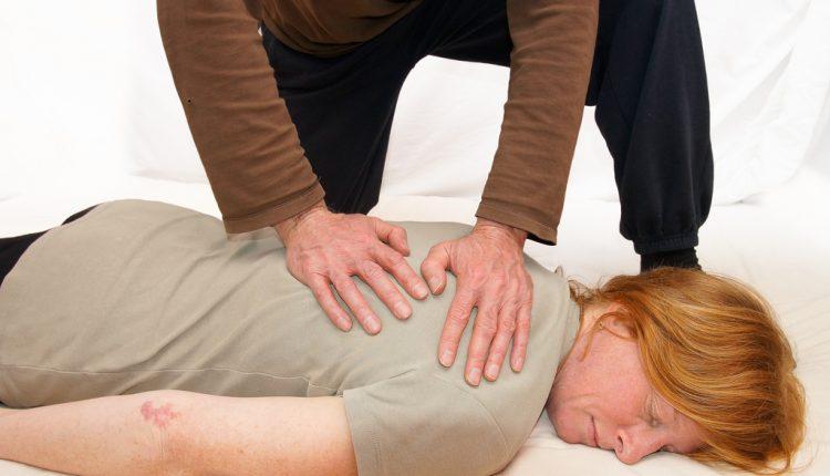 Massaggio Shiatsu Schiena