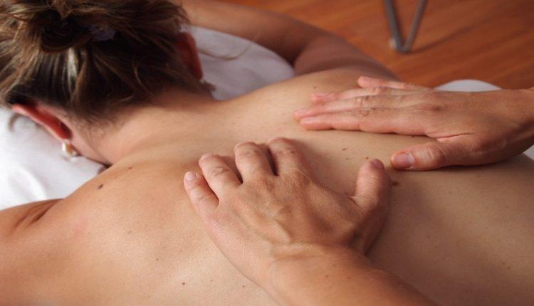 Massaggio Mal di Schiena Lombare